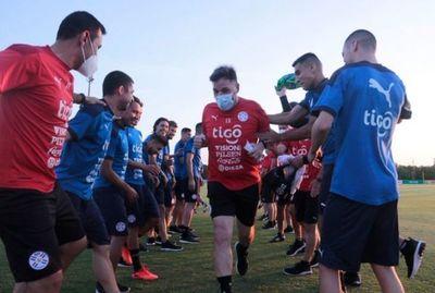 """La Albirroja tendrá un """"microciclo"""" de entrenamientos en fecha FIFA"""