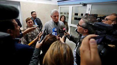 El presidente cubano deplora la Ley Helms-Burton 25 años después de su aprobación