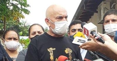 La Nación / Confirman medidas alternativas a la prisión para el capitán Rubén Valdez