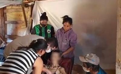 Ambulancia no pudo asistir a mujer por falta de equipos de protección