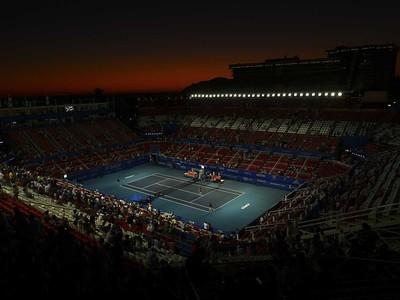 Green Zone sólo para tenistas del AMT 2021