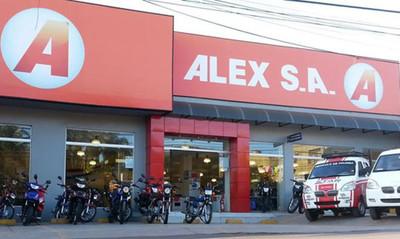 Feria de descuentos de Alex S. A. este fin de semana en Capiatá