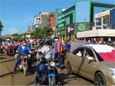 Trabajadores fronterizos iniciaron nuevas movilizaciones