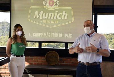 "Munich lanza edición especial del ""Green Chopp"""