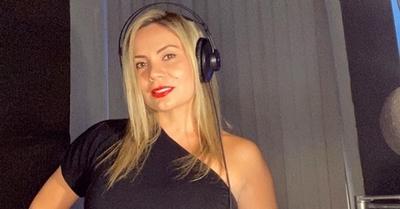 Dahiana Bresanovich dio positivo al COVID y pide a los ciudadanos que se cuiden