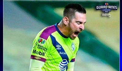 Antony Silva, entre los arqueros con más atajadas en el fútbol mexicano