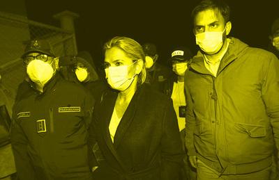 La expresidenta de Bolivia está detenida en La Paz por el golpe de Estado a Evo Morales.