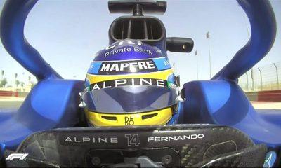 Fórmula 1: Gran regreso de Fernando Alonso en su Alpine A521