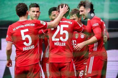 Bayern Munich ganó y tomó distancia del Leipzig