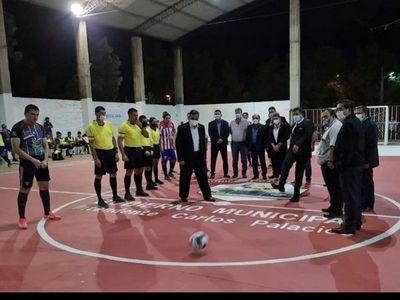 Está en marcha la fiesta nacional de Futsal FIFA