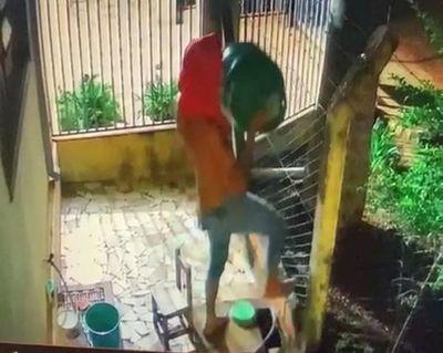 Atrapan a un joven que mantenía en zozobra a todo un barrio