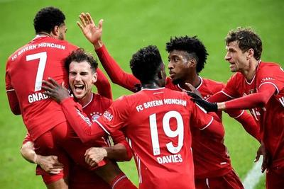 El Bayern no se baja de la cima