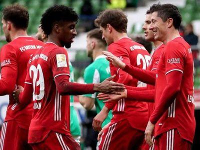 El Bayern no falla en Bremen