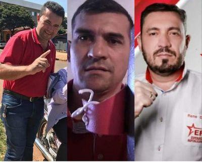 Pobrecitos los seccionaleros resentidos de Pedro Juan Caballero
