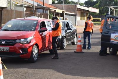 Gobierno del Brasil NO AUTORIZA barrera sanitaria en el Puente de la Amistad