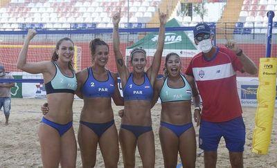 Las chicas dan otro paso hacia los Juegos Olímpicos