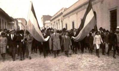Manifestaciones en Paraguay. Un siglo de reclamos