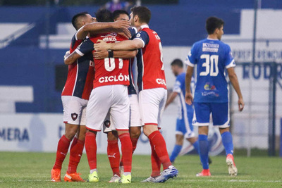 Cerro y Libertad cantaron victoria en el inicio de la 8va. fecha