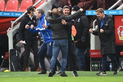 Bayer Leverkusen pierde con Arminia Bielefeld y se complica