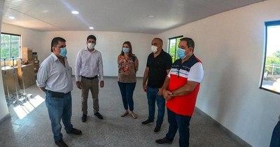 La Nación / Salud Pública proyecta habilitar camas de internación para Villa Hayes