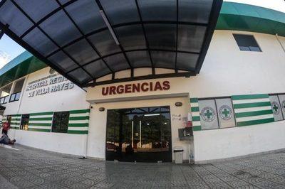 Salud proyecta habilitar camas de internación para pacientes COVID-19 en Hospital de Villa Hayes
