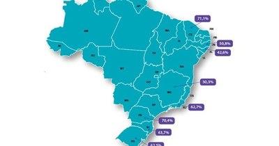 """La Nación / P.1, la """"variante monstruosa"""" de Brasil que acecha las fronteras"""