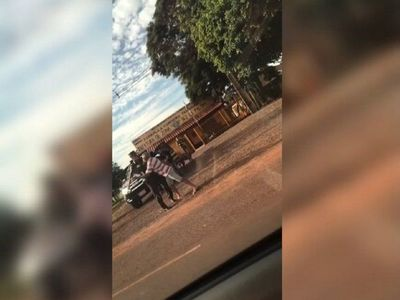 Caminera denuncia una supuesta agresión a un agente