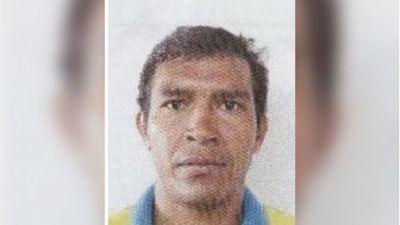 En barrio Primavera de Capitán Bado, un solitario matón a sueldo mata a motociclista