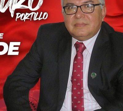 """DR. PORTILLO PRETENDE """"REVOLUCIONAR"""" LA SALUD PÚBLICA EN HERNANDARIAS"""