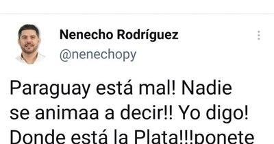 """La Nación / """"Nenecho"""": ¿Dónde está la plata, Marito?"""