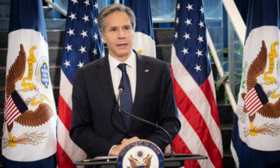 Estados Unidos y su solapado mensaje de apoyo a Marito