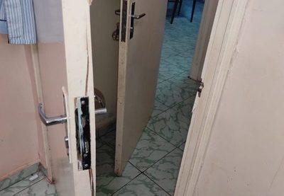 Roban G. 50 millones al forzar puertas de una vivienda en Presidente Franco – Diario TNPRESS