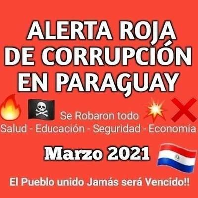 """""""Marzo, mes anticorrupción"""" vociferan indignados y convocan a más medidas de protesta"""