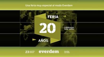 Everdem cumple 20 Años y lo celebra con una gran feria de ganado por pantalla