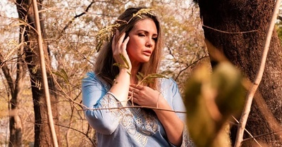 Pamela Zarza compartió en sus redes un recuerdo de la época dorada del modelaje paraguayo