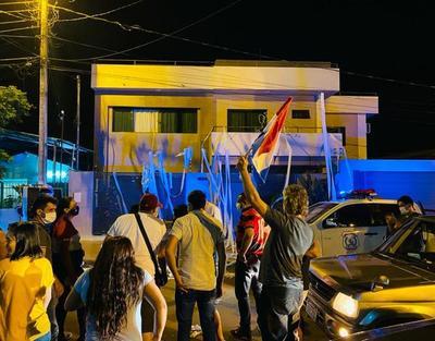Repudian a Digno Caballero y los hermanos Alfonzo por negociar con inmueble municipal