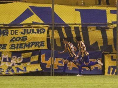 Otra goleada de Olimpia; ahora el verdugo fue el Sportivo Luqueño