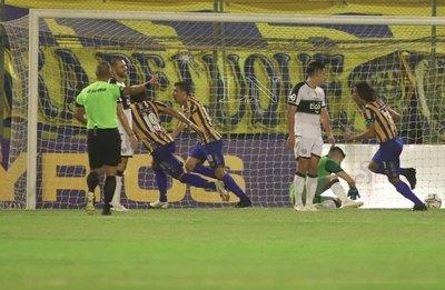 Olimpia volvió a encajar 8 goles en dos partidos casi 8 años después