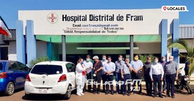 FRAM: DIRECTOR DEL HOSPITAL DISTRITAL APOYA RESTRICCIONES SANITARIAS