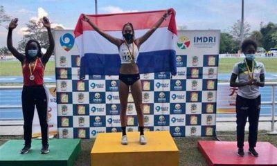 Ana Paula Argüello brilla en Colombia con cinco medallas de oro