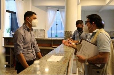 Intensa verificación de medidas sanitarias en sector turístico nacional