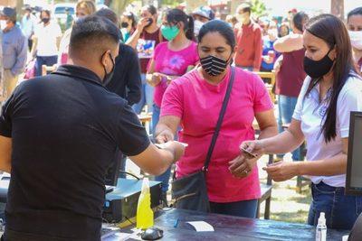 Inician pagos a familias beneficiarias de Tekoporã en Canindeyú y Ñeembucú