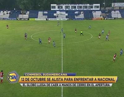 En Itauguá se apunta al estreno en Copa Sudamericana