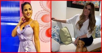 El versus entre Lorena Arias y Malala Olitte
