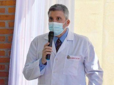 Director de Hospital Oncológico de Encarnación denuncia persecución