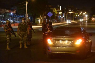 En manos de la Policía: Fiscalía ratifica que no participará de controles nocturnos