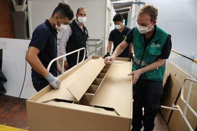 La Producción Industrial de Colombia sufre una caída del 6,4 % en enero de 2021