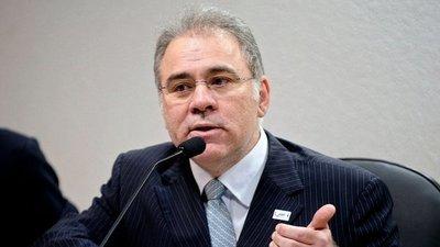Bolsonaro nombró a un nuevo ministro de Salud, el cuarto desde que inició la pandemia