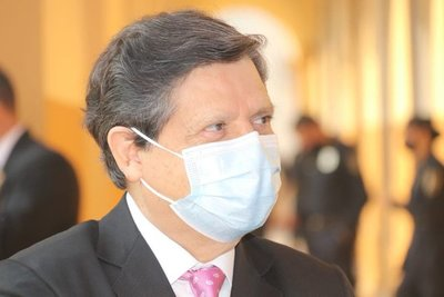 "Euclides sale de gira por Brasil, Argentina y Chile ""para tratar temas vinculados con la pandemia"""