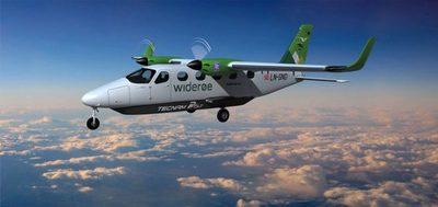 Rolls-Royce y Tecnam se alían a Widerøe para el primer avión de pasajeros 100% eléctrico